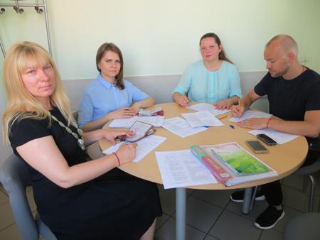 Специалисты офиса ООО Кредит-Центр недвижимость прошли процедуру аттестации и сертификации услуг