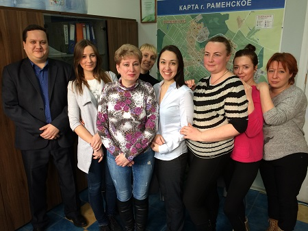 Сотрудники Кредит-Центра офиса на ул. Свободы прошли аттестацию ГРМО